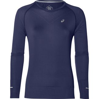 ASICS Laufshirt Damen indigo blue