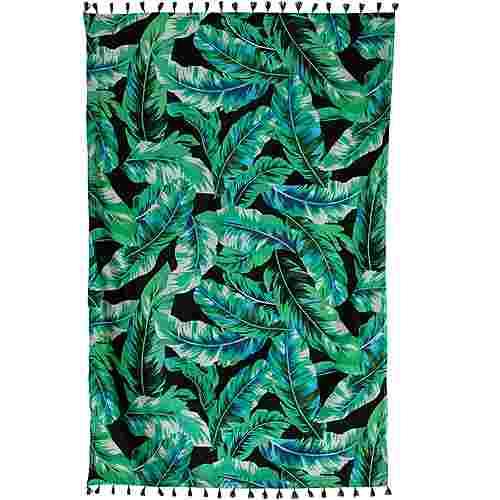 Maui Wowie Badetuch Damen blau