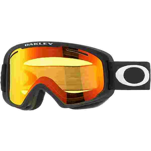Oakley O Frame 2.0 XM Fire Iridium&Persimmon Skibrille Matte Black