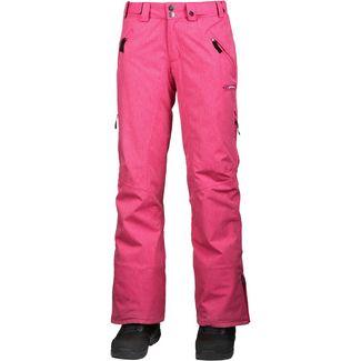 WLD Feather Bird Snowboardhose Damen pink