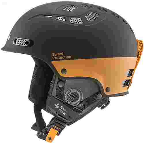 Sweet Protection Igniter 2 Skihelm matte black-brown tundra