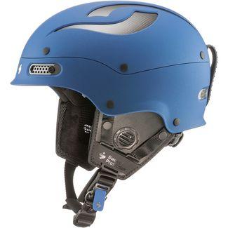 Sweet Protection Trooper 2 Skihelm matte flash blue