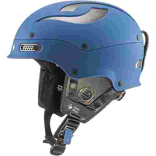 Sweet Protection Trooper 2 Skihelm matte flash blue