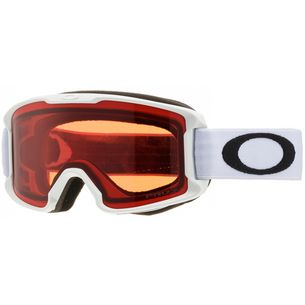 Oakley Line Miner Youth Prizm Rose Skibrille Kinder Matte White