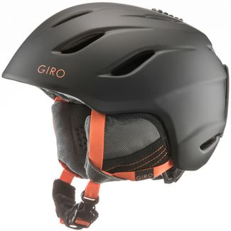 Giro Era Skihelm Damen matte black / peach