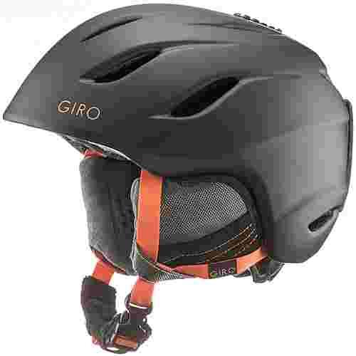Giro Era Skihelm Damen matte black / peach