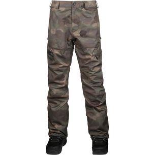 Volcom Snowboardhose Herren camouflage