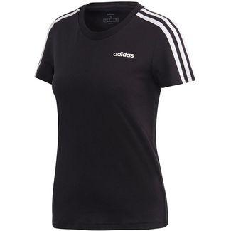 adidas Essentials 3S T-Shirt Damen black