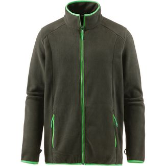 ICEPEAK Law Fleecejacke Herren dark green