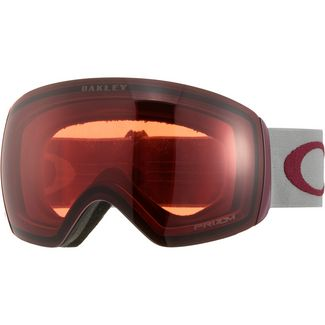 Oakley Flight Deck Prizm Rose Skibrille Sharkskin Port