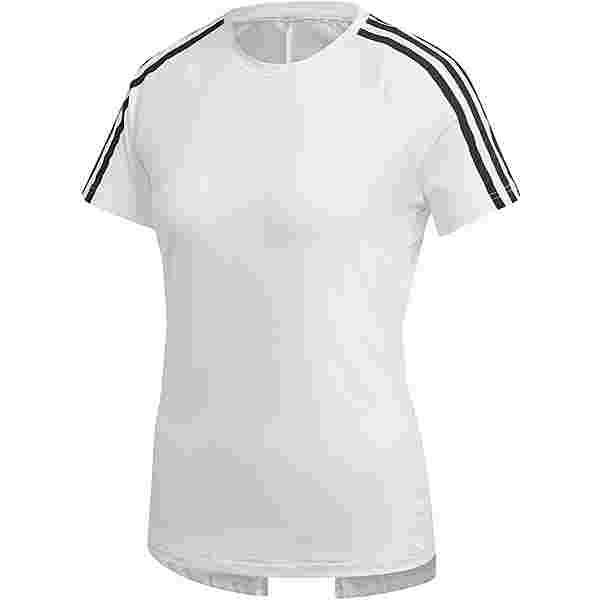 adidas D2M Funktionsshirt Damen white