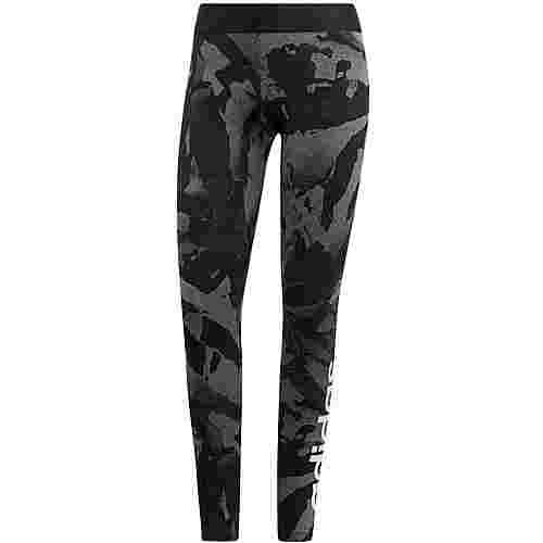 adidas Essential All over print Leggings Damen grey five