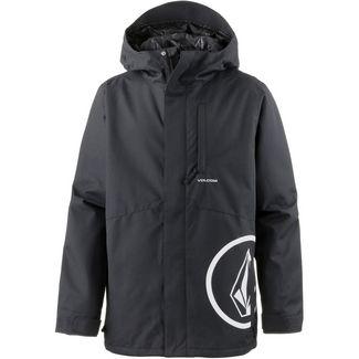Volcom Forty Snowboardjacke Herren black