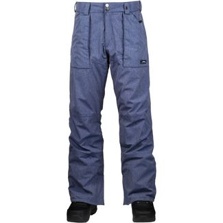 WLD Warm Collide Snowboardhose Herren dark blue