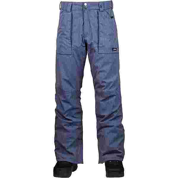 WLD Warm Collide Snowboardhose Herren dark blue