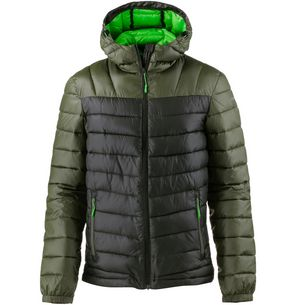 ICEPEAK Leal Kunstfaserjacke Herren dark green