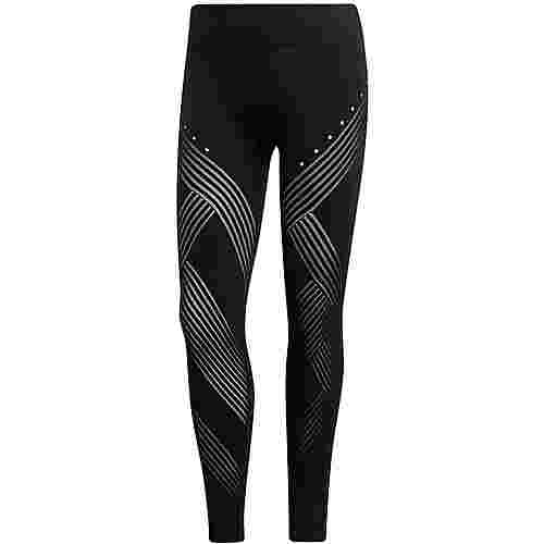 adidas Warpknit Tights Damen black