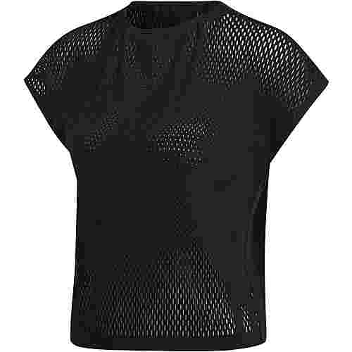 adidas Warpknit Funktionsshirt Damen black