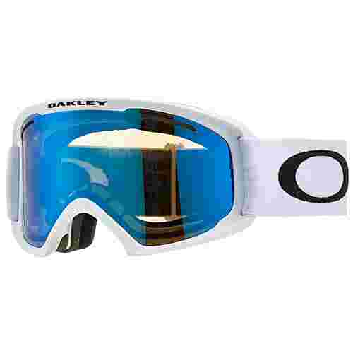 Oakley O Frame 2.0 XL Violet Iridium&Persimmon Skibrille Matte White
