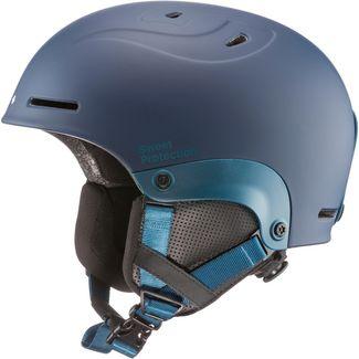 Sweet Protection Blaster 2 Skihelm matte midnight blue-dark frost