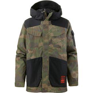 Volcom Inferno Snowboardjacke Herren camouflage