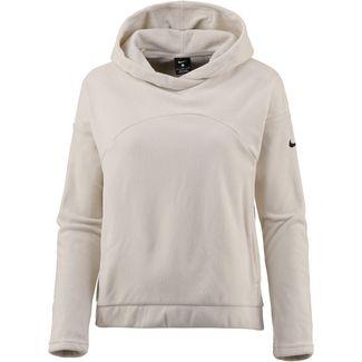 Nike Therma Polar Hoodie Damen desert sand/black