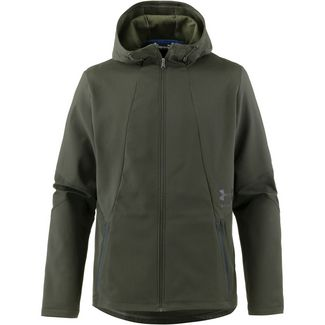 Under Armour Coldgear StormCyclone Funktionsjacke Herren artillery-green-black