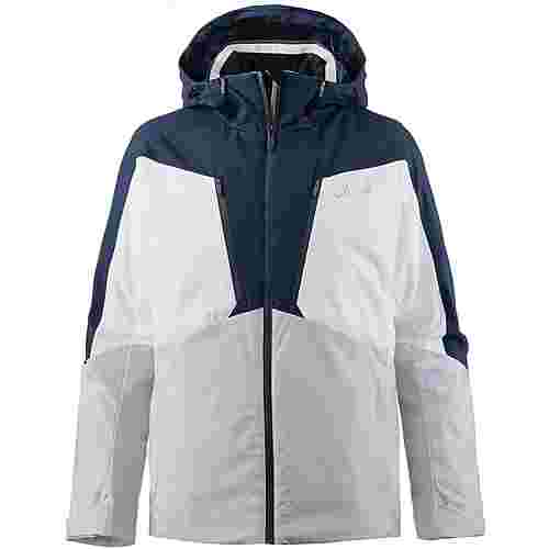 COLMAR Skijacke Herren cold-blue black-white