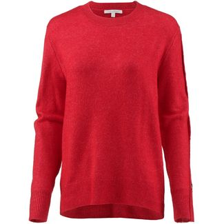 TOM TAILOR Strickpullover Damen scarlet red
