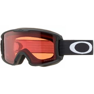 Oakley Line Miner Youth Prizm Rose Skibrille Kinder Matte Black