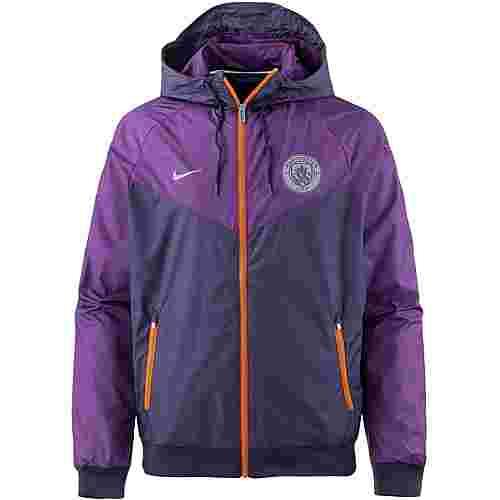 Nike Manchester City Windbreaker Herren purple dynasty-night purple-safety orange-reflective silv