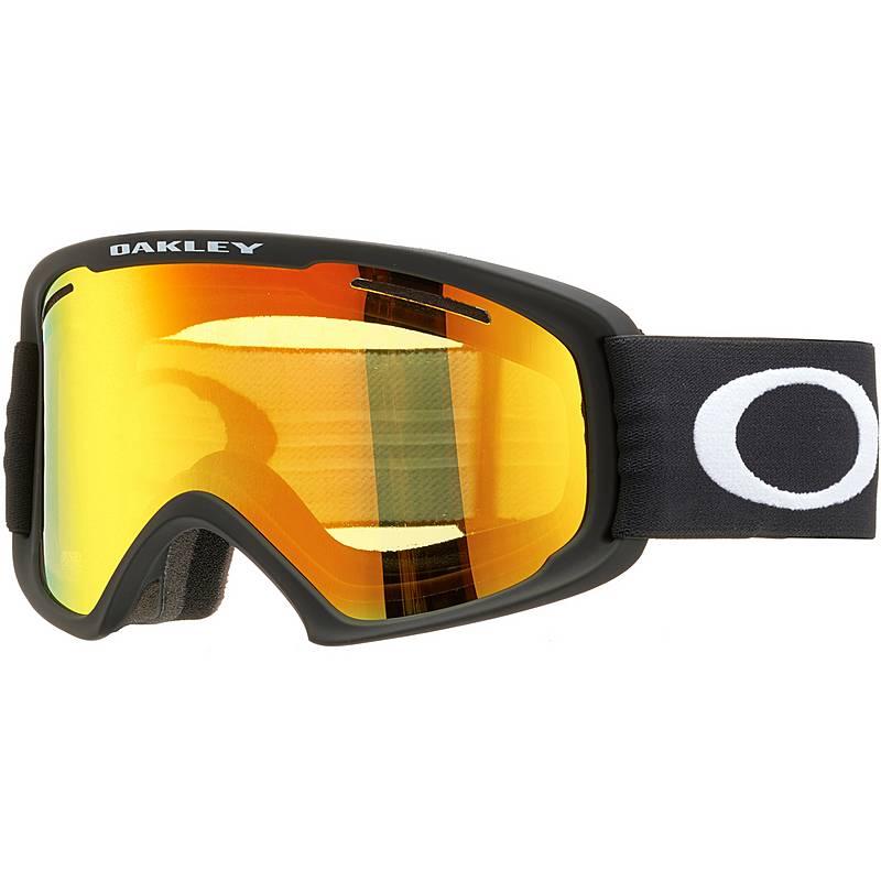 d7a07ba1f6d Oakley O Frame 2.0 XL Fire Iridium Persimmon Skibrille Matte Black ...