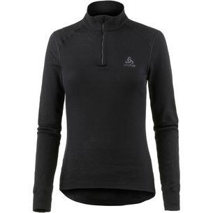 Odlo Unterhemd Damen schwarz