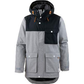 WEARCOLOUR Horizon Snowboardjacke Herren grey melange