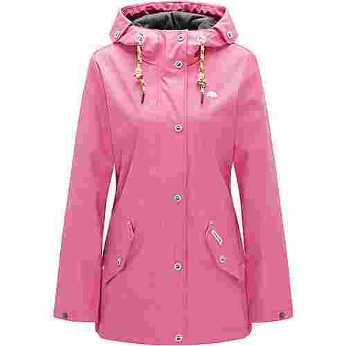 Schmuddelwedda Regenjacke Damen pink