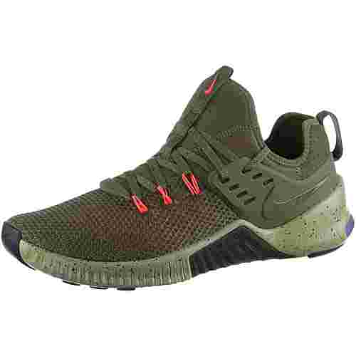 Nike Metcon Free Fitnessschuhe Herren olive-canvas-olive-canvas-neutral