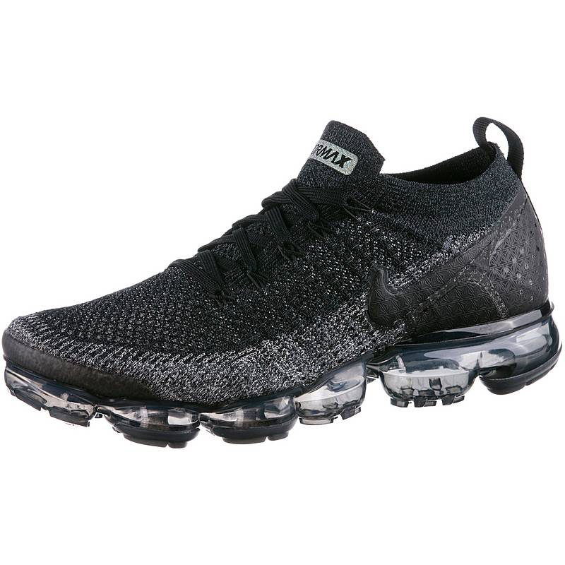 huge selection of 01e7e 31bac cheap nike air vapormax flyknit schwarz 7db39 7476b; reduced nike air  vapormax flyknit 2 sneaker herren black black dark grey anthracite fc654  4fa2f