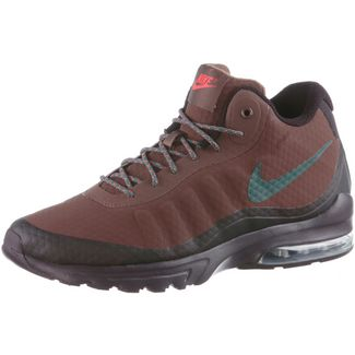 Nike Air Max Invigor Sneaker Herren mahagony mink-faded spruce-burgundy ash