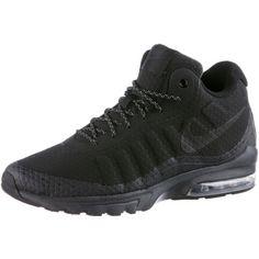 Nike Air Max Invigor Sneaker Herren black-black-anthracite