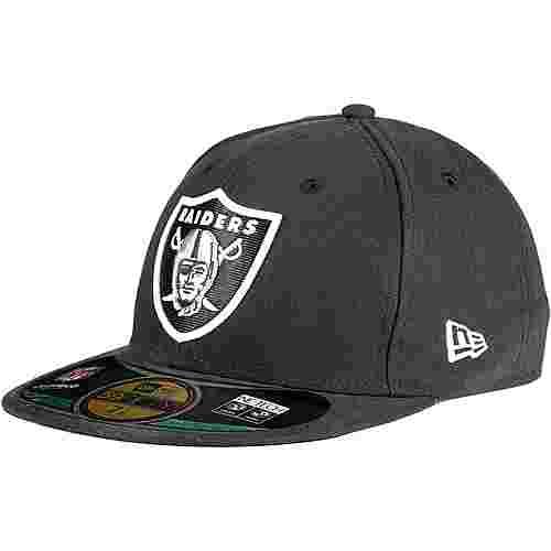 New Era 59FIFTY Las Vegas Raiders Cap schwarz