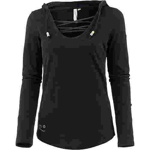 Ragwear Talika Langarmshirt Damen black