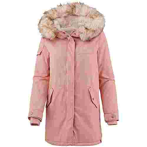 Only Parka Damen misty rose