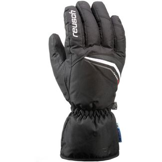 Reusch SNOW KING Skihandschuhe black-white