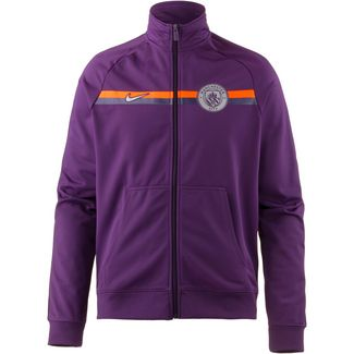 Nike Manchester City Trainingsjacke Herren night purple-metallic silver