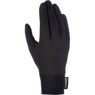 Reusch LINER Fingerhandschuhe black