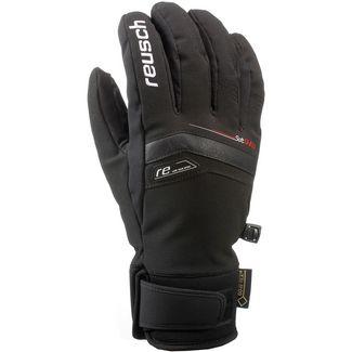 Reusch BRUCE GORE-TEX® Skihandschuhe black-white