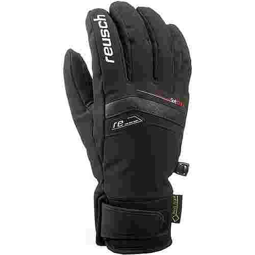 Reusch GORE-TEX® BRUCE Skihandschuhe black-white