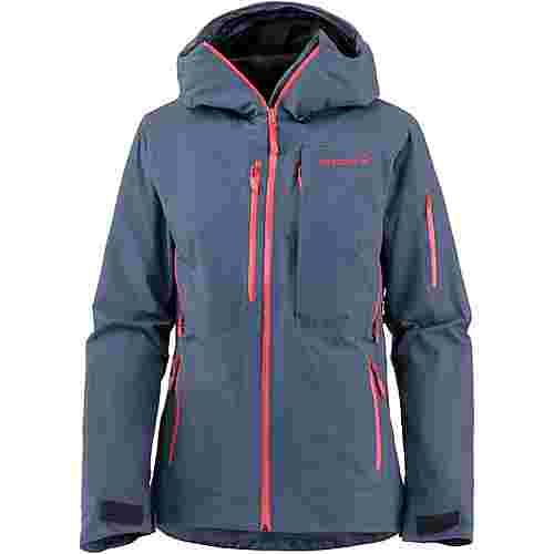 Norrøna GORE-TEX® Skijacke Damen vintage indigo