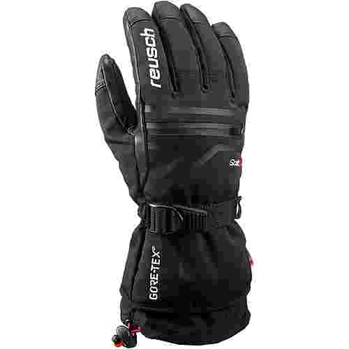 Reusch DOWN SPIRIT Skihandschuhe black-white