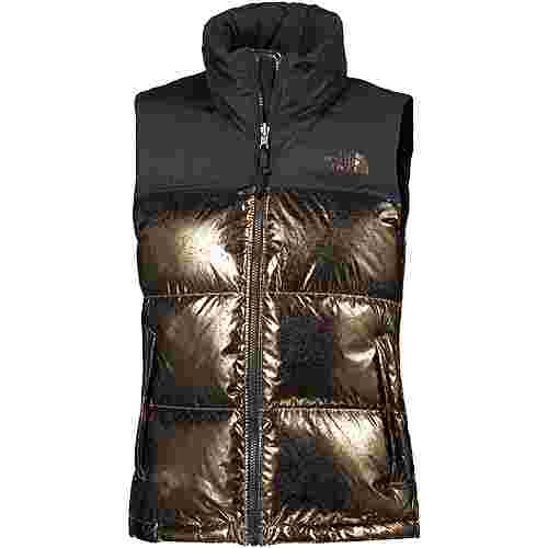 The North Face Daunenweste Damen metallic copper